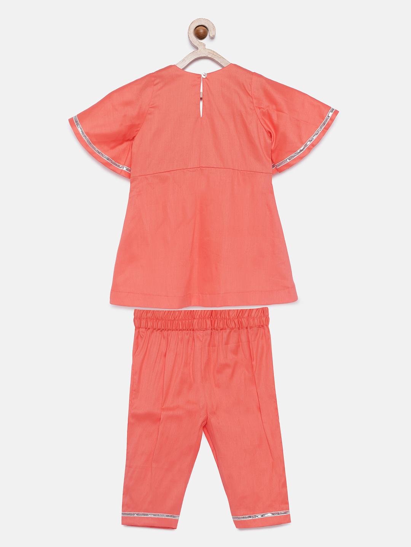 2 11 Bell sleeves gota Kurta pyjama with Dupatta